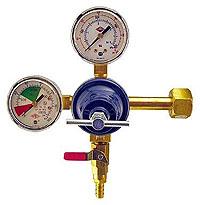 Commercial Grade Double Gauge Co2 Kegerator Regulator