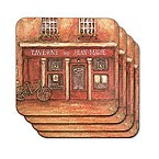Taverne Du Jean-Marie Coasters