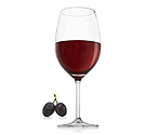 Vacu Vin Red Wine Glass - Set of 2