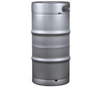 Kegco HS-K7.75G-DDI Keg - Brand New Slim 7.75 Gallon Commercial Kegs - Drop-In D System Valve