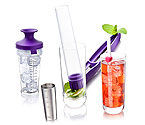 Vacu Vin Cocktail Set - Purple