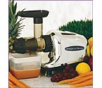 Omega Juicers 8005 Nutrition Center Juice Extractor