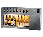 WineKeeper Magnum 8 Bottle Wine Dispenser Preservation Unit - Special Laminate - 8005