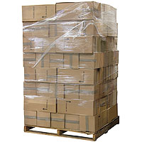Pallet of 80 Kegs - 5 Gallon Commercial Keg with Rubber Top and D System Sankey Valve