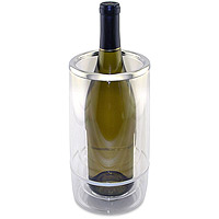 Clear Wine Cooler