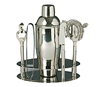Side Bar Cocktail Shaker Set