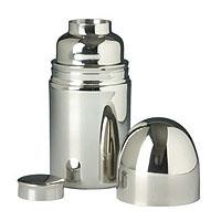 Stainless Steel Bullet Cocktail Shaker Set 10oz.