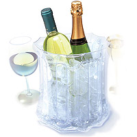 Porta Cool Inflatable Ice Bucket Wine Cooler