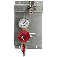 Secondary Co2 Regulator w/ panel