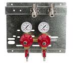 8221 - Secondary Co2 Regulator w/ panel