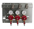 8231 - Secondary Co2 Regulator w/ panel