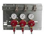 8231 - Secondary Co2 Regulator w/ panel