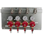 8241 - Secondary Co2 Regulator w/ panel