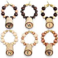 Got Cork? My Glass® Wine Charms