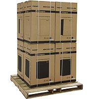 Kegco MDC330-1WW - 3.3 Cu. Ft. Refrigerator - White - Pallet of 8