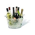 Jumbo Monterey Acrylic Wine Cooler