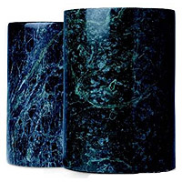 Marble Champagne Cooler - Green