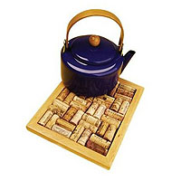 Cork Board Trivet Kit