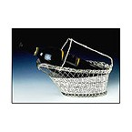 Silver Plated Wine Bottle Cradle
