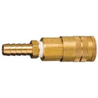 Brass Air Quick Disconnect Coupler - 3/8