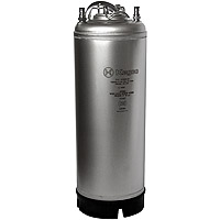 5 Gallon Ball Lock Keg - Strap Handle - NSF Approved