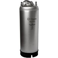 5 Gallon Ball Lock Keg - Strap Handle - NSF Approved