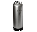 Kegco 5 Gallon Ball Lock Keg - Strap Handle - NSF Approved