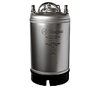 Kegco Kombucha Kegs - Ball Lock 3 Gallon Strap Handle - Brand New