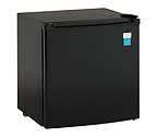 Avanti AR171BF - 1.7 CF All Refrigerator Auto Defrost - Black
