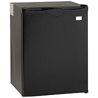 Avanti AR2416B - 2.2 Cu. Ft. Auto Defrost Built-in All Refrigerator - Black