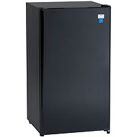 Avanti AR321BB - 3.2 Cu. Ft. Counterhigh All Refrigerator - Black