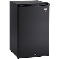 Avanti AR4446B - 4.5 Cu. Ft. Counterhigh All Refrigerator - Black
