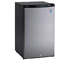 Avanti AR4456SS - 4.5 Cu. Ft. Counterhigh All Refrigerator - Black with Stainless Steel Door