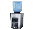 Oasis B1CCTHS Hot 'N Cold Countertop Bottled Water Cooler w/WTG