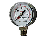 Kegco Low Pressure Replacement Gauge - Right Hand Thread - BF13R05