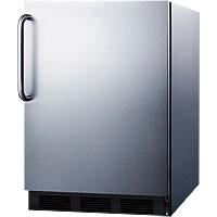 Summit BI541BCSS Refrigerator