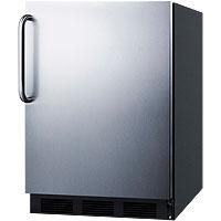 Summit BI541BSSTB Refrigerator