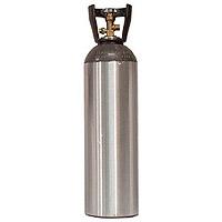 15 lb. Aluminum Co2 Tank