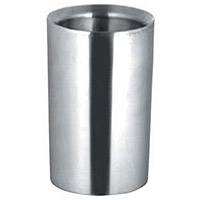 Double Wall Stainless Steel Wine Cooler - Mirror Finish