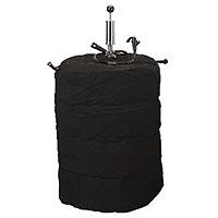 Black Canvas Keg Jacket