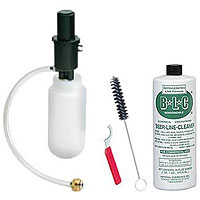 Standard Beer Cleaning Kit - 1 Qt. Bottle w/ 33 oz. Cleaner