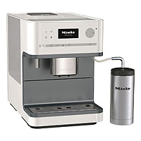 Miele CM 6310 White Coffee System