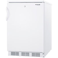 5.3 cf Undercounter Refrigerator-Freezer with Lock