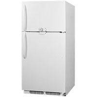Summit CTR15LLF2 14.8 Cu. Ft. Frost Free Refrigerator Freezer