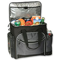 26-Qt. 12V Thermoelectric Travel Cooler - Soft Bag