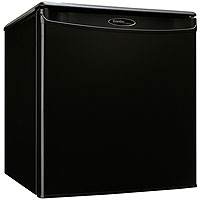 1.7 Cu. Ft. Compact All Refrigerator - Black