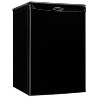 2.5 Cu. Ft. Compact Refrigerator - Black