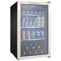 Beverage Center (124 cans)