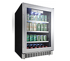 Danby Silhouette Professional DBC056D1BSSPR Beverage Center