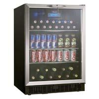 5.3 Cu. Ft. Beverage Center - Stainless Steel Door